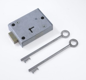 Chubb 6K202 6 & 7 lever safe lock, old & new style